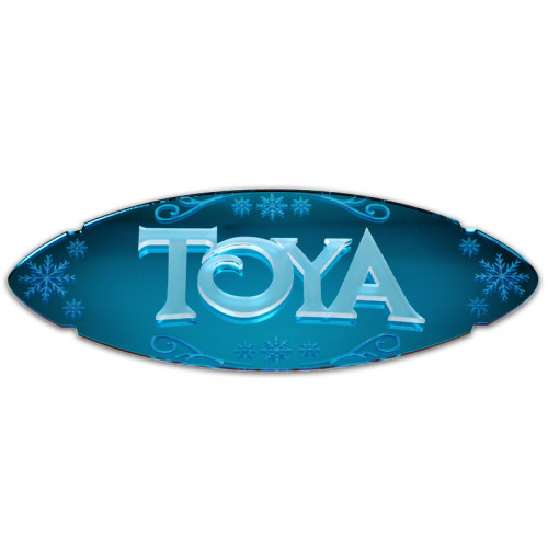 Frozen Personalised Name Sign Disney
