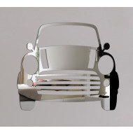 Acrylic Mini Car Mirror