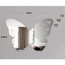 12cm Butterfly