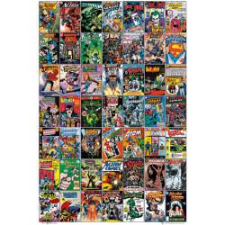 DC Comics Cover Framed Wall Art