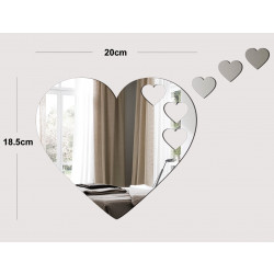 Heart Mirror 20