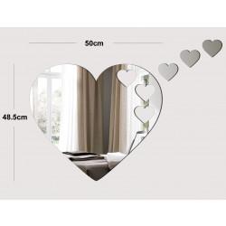 Heart Mirror 50