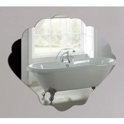 Acrylic Shell Mirror