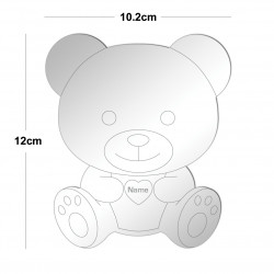 12cm Teddy