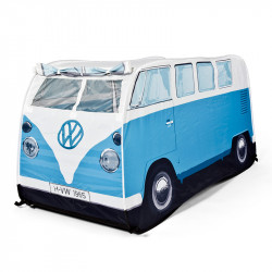 Blue VW Campervan Play Tent