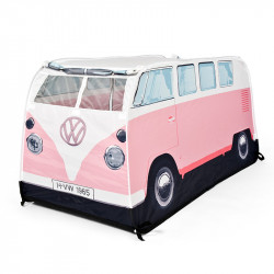 Pink VW Campervan Play Tent