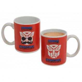Transformers Heat Change Mug