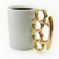 White Knuckle Duster Mug